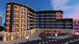 Greenfield Project - The Renaissance Hotel & Resort Minecraft Map & Project