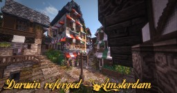 Amsterdam - Darwin Reforged - Conquest Minecraft Map & Project