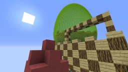 Easter Fools Party, 1.12 Command Block Party Game Minecraft Map & Project