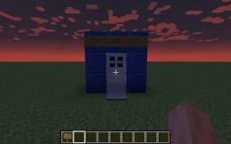Minecraft Tardis v.0.1 Minecraft Map & Project