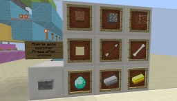 Smart Storage System Minecraft Map & Project
