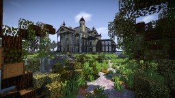 The Haunted Mansion (Movie) Minecraft Map & Project