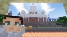 DisneyLand Paris Buildfreeks remake Minecraft Map & Project