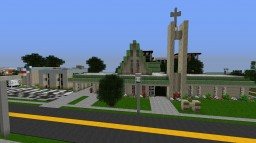 Churches of leeville Minecraft Map & Project