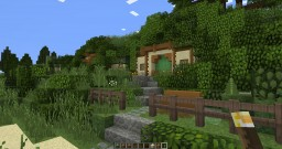 The Gregory D's Hobbiton Build Minecraft Map & Project