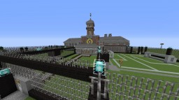 The psychiatric hospital Minecraft