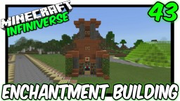 Enchantment Building Minecraft Map & Project