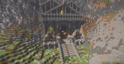 Eternia - Frente Highlands | The Iron Enclave Minecraft Map & Project