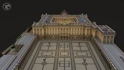 """Royal Palace of Madrid"" Spain - iSrFelipe Minecraft"