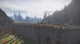 Eternia - Frente Highlands | The Northern Wall Minecraft Map & Project