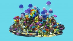City Water Minecraft Map & Project