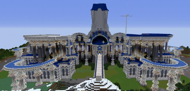 Work in progress - PVP mansion