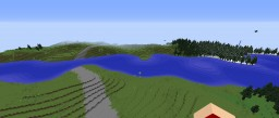 Road Land Survival Minecraft Map & Project