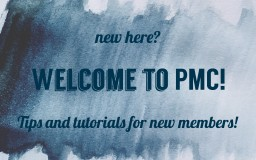 Random Tips for New PMC Members! Minecraft Blog Post