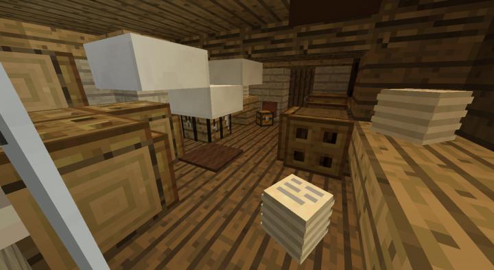 Carpenter's office