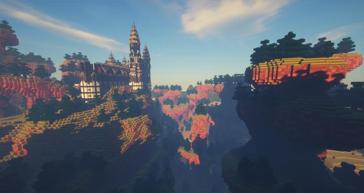 The Blood Mountains, Eborin