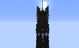Orthanc The Tower of Isengard Minecraft Map & Project