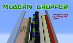 MODERN DROPPER v.1.3 Minecraft Map & Project
