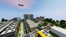 Crestwood (Modern City) [Server Build - Unfinished] Minecraft