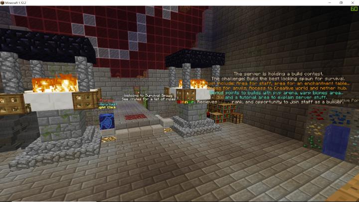 minecraft holding enchantment