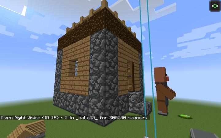 Worlds Biggest House Minecraft Map