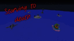 Starving to Death [Survival Map] Minecraft Map & Project