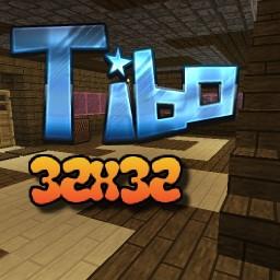 Tibo 32x32 Minecraft Texture Pack