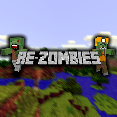 Popular Mod : Re-Zombies
