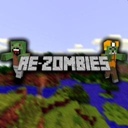 Re-Zombies Minecraft Mod