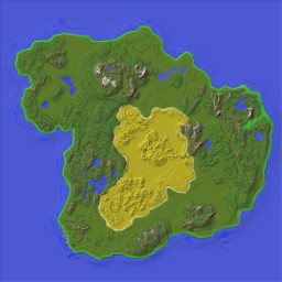 Hezzy Island [Terraforming Contest Entry] Minecraft Map & Project
