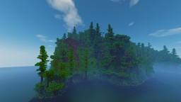 Jurassic Jungle Island Minecraft Map & Project