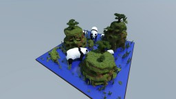 Panda lands Minecraft Map & Project