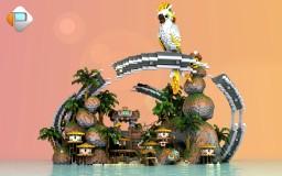 Popchik's Island Minecraft