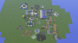 Clay Soldiers Arenas Map (only for 1.5.2) Minecraft Map & Project
