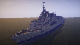 HMCS FFH Toronto Minecraft