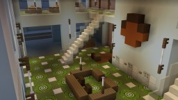 The Bakerstown Project Interior Samples Minecraft Map & Project