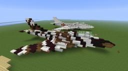 Nanchang Q-5 / A5 'Fantan' Minecraft Map & Project