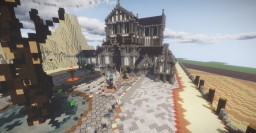 Grand sanction (Diagonal) 45° Minecraft Map & Project