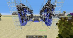 Cow Farm Water Park Minecraft Map & Project