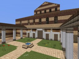 Stoudion Minecraft Map & Project