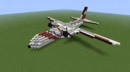 EADS HC-144 Ocean Sentry U.S. Coast Gaurd Minecraft Map & Project