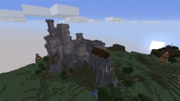 Castle + Mansion Minecraft Map & Project