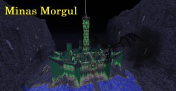 Minas Morgul Minecraft Map & Project