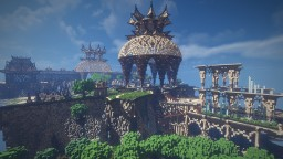The Summer Residence of Galantis Minecraft Map & Project