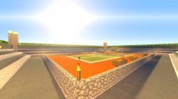 Tenis Minecraft Map & Project