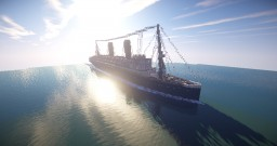 RMS Pearl 1897 Minecraft Map & Project
