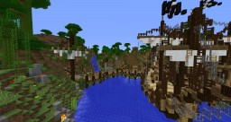 Port of Doverty - Pirate cove - by JRNKP Minecraft Map & Project