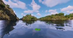 1000x1000 Tropical Terrain for Builders Minecraft Map & Project
