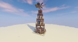 Christmas pyramid | Weihnachtspyramide Minecraft Map & Project