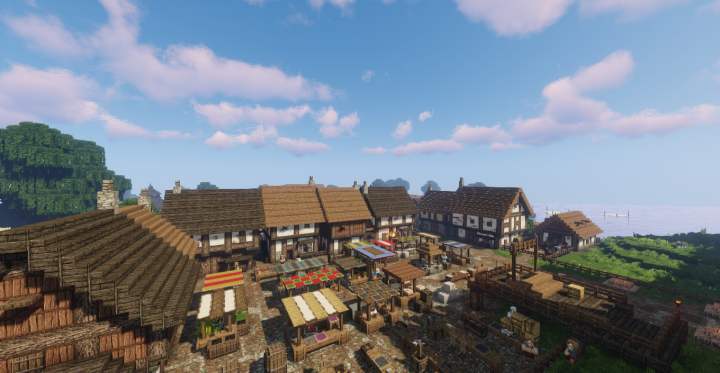 Village and Market
